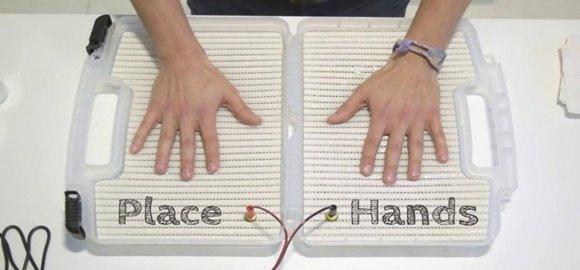 Phương pháp điện di ion dùng phổ biến trong chữa bệnh ra nhiều mồ hôi tay